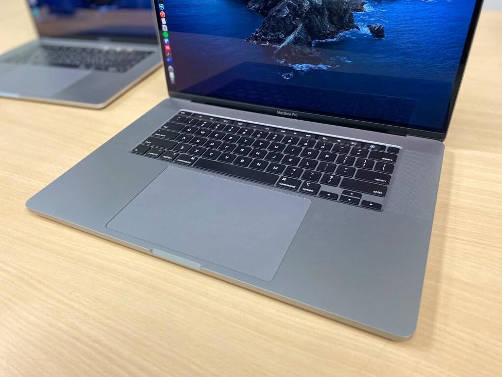 MacBook Pro 2019 16吋 搭載6揚聲器系統,音質更佳