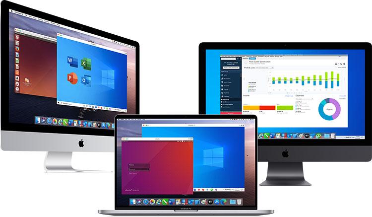 Parallels Desktop 操作方便、相容性高