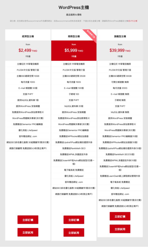 【戰國策虛擬主機評價、教學】台灣 WordPress 虛擬主機推薦(含SSL服務)|Mr.K 專屬優惠折扣 2