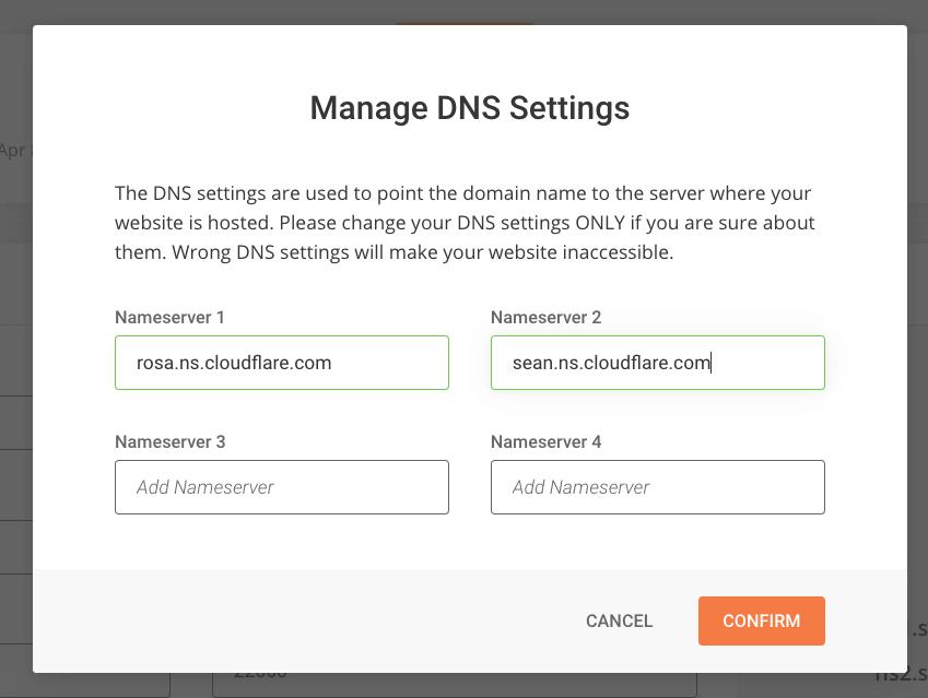【WordPress 網站搬家教學】 SiteGround 主機搬家到 Cloudways,網域搬家到 NameCheap 並綁定 Cloudflare 58