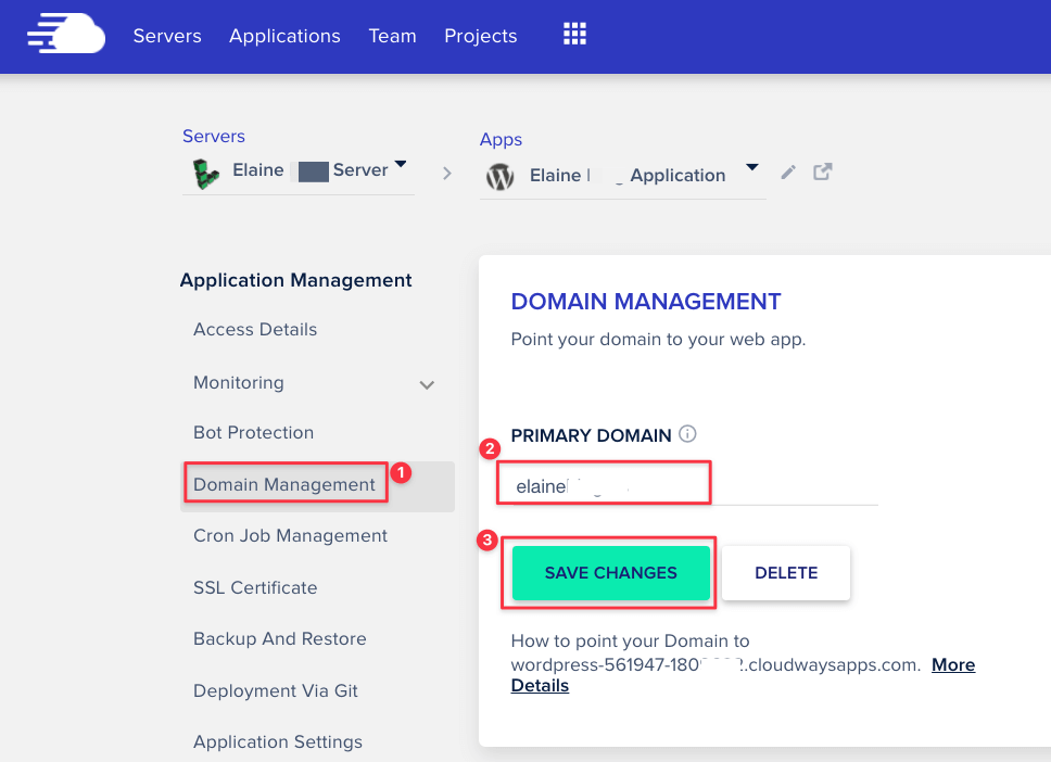 【WordPress 網站搬家教學】 SiteGround 主機搬家到 Cloudways,網域搬家到 NameCheap 並綁定 Cloudflare 100